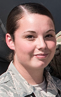 Air Force Staff Sgt. Alexandria M. Morrow