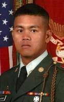 Army Cpl. Carlo E. Alfonso