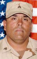 Army Sgt. Alfredo B. Silva