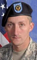 Army Cpl. Micheal B. Alleman