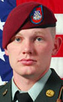 Army Pfc. Billy G. Anderson