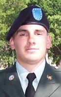 Army Spc. Joshua R. Anderson