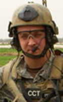 Air Force Staff Sgt. Andrew W. Harvell