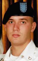 Army Pfc. Andrew J. Keller