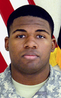 Army Sgt. Anthony R. Maddox
