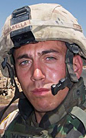 Army Pvt. Anthony M. Mazzarella