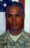 Army Pfc. Charlie C. Antonio