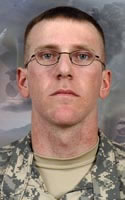 Army Cpl. Jonathan R. Ayers
