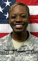 Army Sgt. Lakeshia M. Bailey