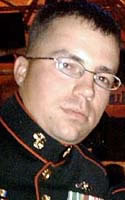 Marine Cpl. Michael C. Bailey