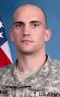 Army 1st Lt. Leevi K. Barnard