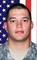 Army Pfc. Scott G. Barnett
