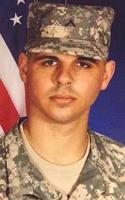 Army Pfc. Barrett L. Austin