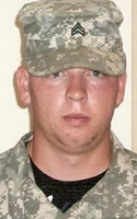 Army Sgt. Michael P. Bartley