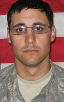 Army Pfc. Christopher R. Barton