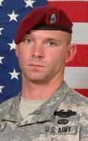 Army Staff Sgt. Justin L. Bauer