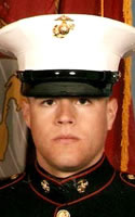 Marine Lance Cpl. Benjamin W. Schmidt