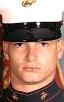 Marine Staff Sgt. Benjamin D. Williams