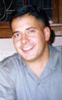 Marine Master Sgt. Adam F. Benjamin