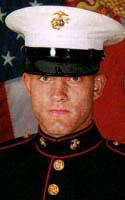 Marine Lance Cpl. Daniel R. Bennett