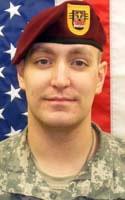 Army Spc. Julian L. Berisford