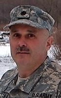 Army Lt. Col. Richard J. Berrettini
