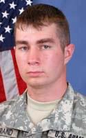 Army Spc. Cory J. Bertrand