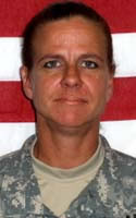 Army Sgt. Tracy Renee Birkman