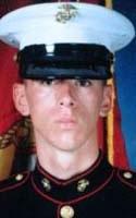 Marine Cpl. John C. Bishop