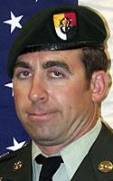 Army Master Sgt. Benjamin F. Bitner