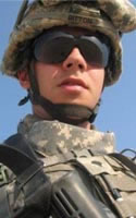 Army Cpl. Albert  Bitton