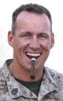 Marine Gunnery Sgt. Darrell W. Boatman