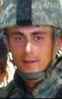Army Cpl. Jason M. Bogar