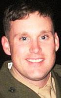 Marine Sgt. Bradley W. Atwell