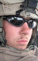 Marine Lance Cpl. Brandon  Dewey