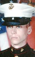 Marine Cpl. Brandon M. Hardy