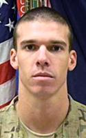 Army Spc. Brandon J. Prescott