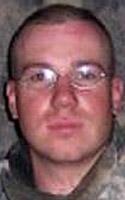 Army Spc. Brett E. Gornewicz