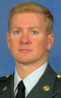 Army Sgt. 1st Class Brett E. Walden