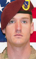 Army Spc. Brian K. Arsenault