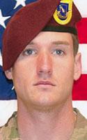 Army Spc. Brian K. Arsenault