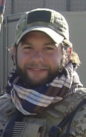 Navy Special Warfare Operator Master Chief Petty Officer (SEAL) Brian R. Bill