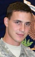 Army Cpl. Benjamin K. Brosh
