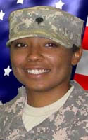 Army Spc. Seteria L. Brown