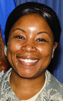 Air Force Master Sgt. Tara R. Brown
