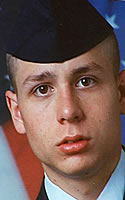 Air Force Senior Airman Michael J. Buras