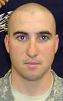 Army Staff Sgt. Bryan A. Burgess