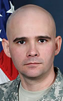 Army Staff Sgt. Scott H. Burgess