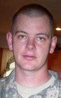 Army Spc. Donald A. Burkett