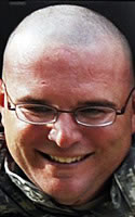 Army Sgt. John F. Burner III